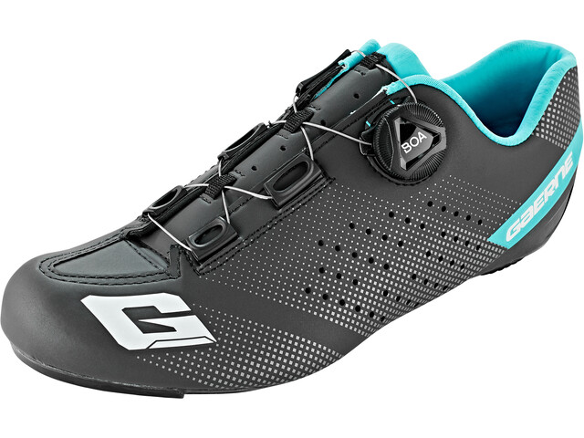 Gaerne Carbon G.Tornado Scarpe da ciclismo Donna, black/light blue
